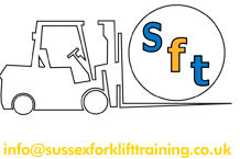 Sussex Forklift Training logo